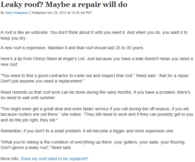 leaky-roof-maybe-a-repair-will-do