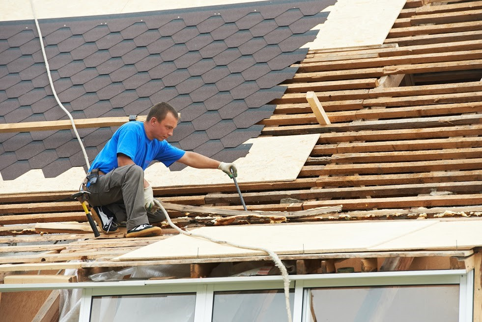 Image result for Risks of Repairing a Roof Yourself Without a Roofer