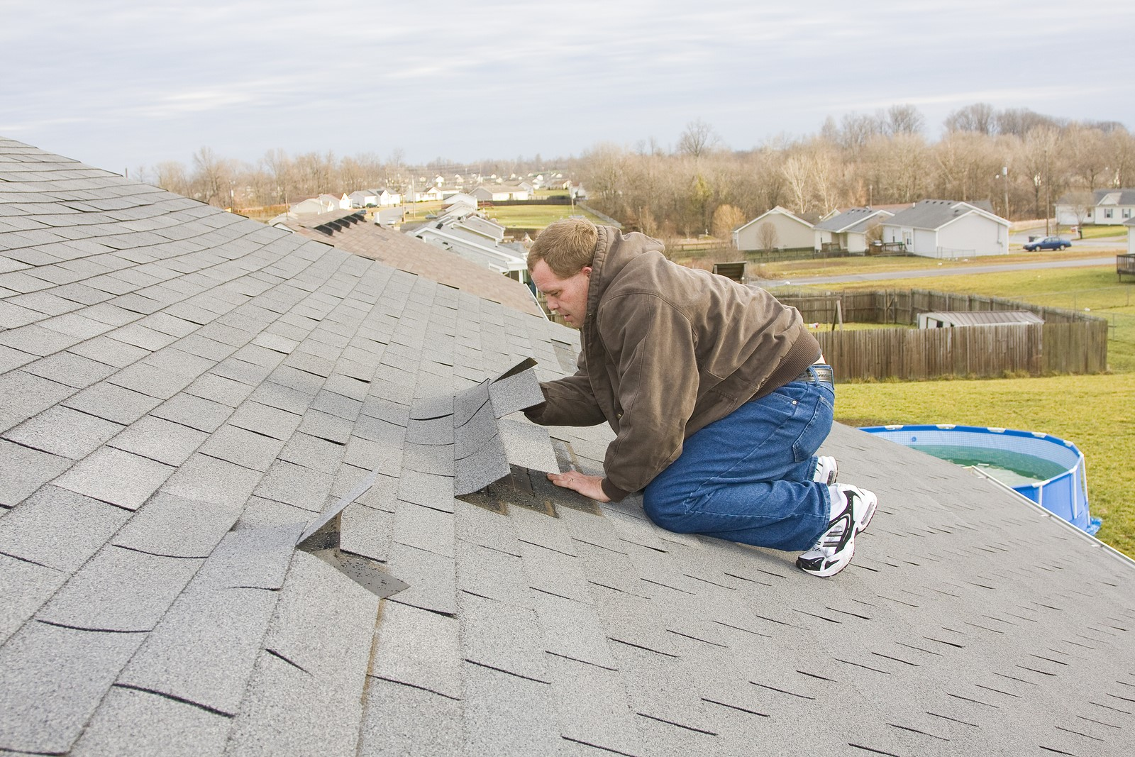 Issues that Will Require Immediate Roof Repair